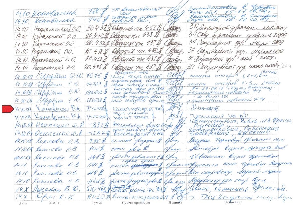 Грязные деньги Януковича для Манафорта: Лещенко продемонстрировал  схему