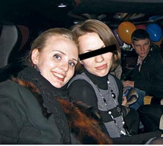 На дне рождения подруги, Москва, 2013 год