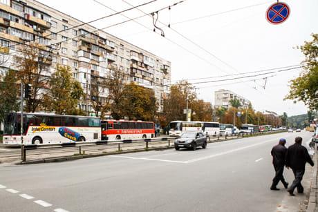 Сборы прошли на территории стадиона Спартак. Все фото - Дмитрий Ларин