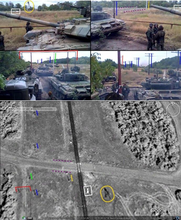 Bellingcat: РФ использовала наДонбассе самый мощнейший танк