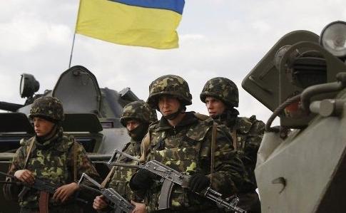 Український військовий підірвався нарозтяжці взоні АТО