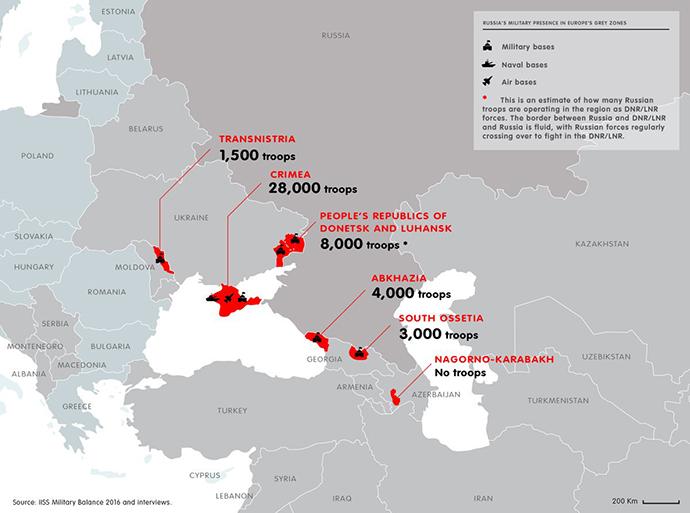 ВЕвропарламенте опубликовали инфографику вторжения русских оккупантов в Украинское государство