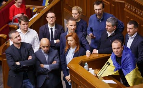 Луценко: Проти депутатів, які заважали затримати Саакашвілі, відкрили провадження