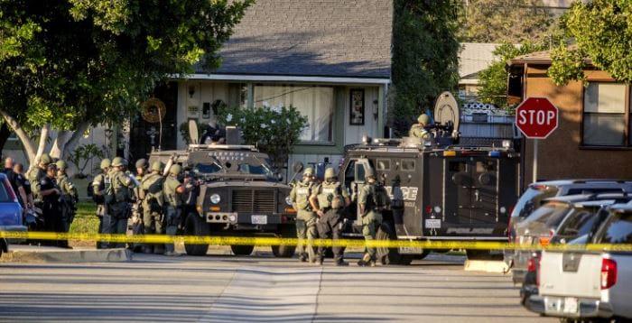 Вдоме калифорнийского стрелка обнаружили тело его супруги — ABC