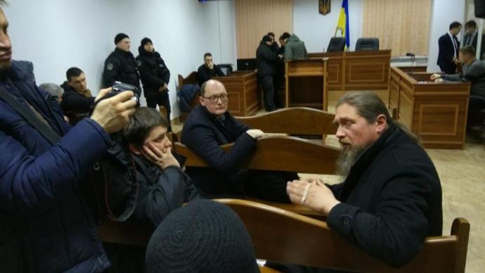 УКиєві заарештований боєць ЗСУ за«підпал» монастиря УПЦМП