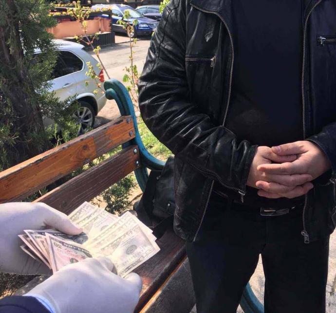 НаЗакарпатье СБУ задержала навзятке 3-х работников фискальной службы
