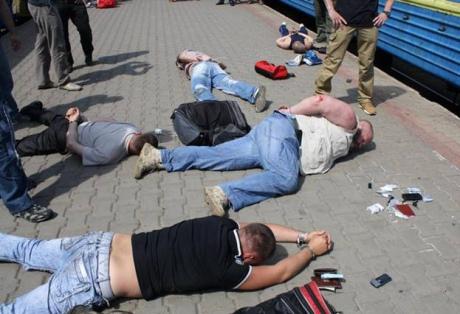 """СБУ задержала """"Психа"""" - одного из лидеров боевиков Краматорска - Цензор.НЕТ 5124"""