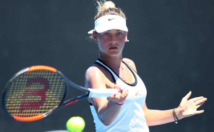 15-летняя украинка пробилась в основную сетку Australian Open