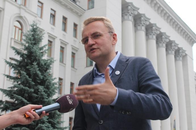 Андрій Садовий:
