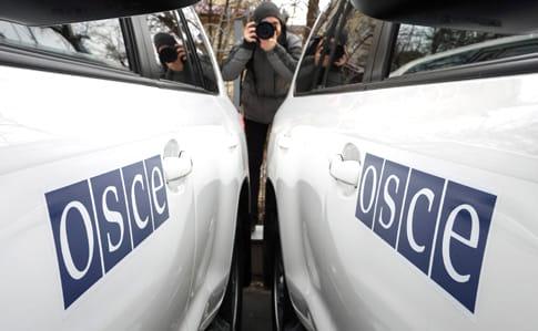 Терористи «ДНР» кинули гранату впатруль ОБСЄ наДонбасі