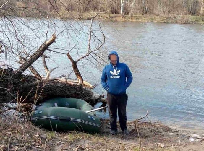Силові підрозділи ДФС України регулярно затримують річкових