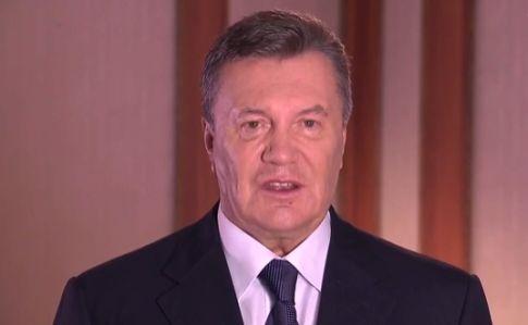 Янукович-утікач відмовився брати участь всудовому процесі усправі про держзраду