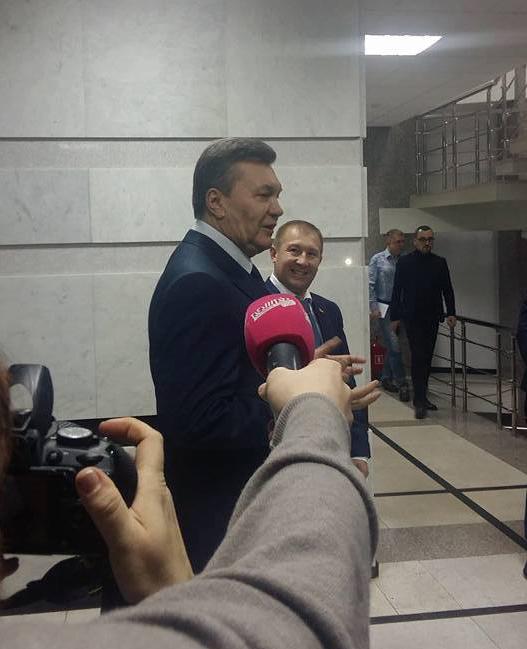 Янукович: Я побаиваюсь, что правонарушения Майдана небудут раскрыты