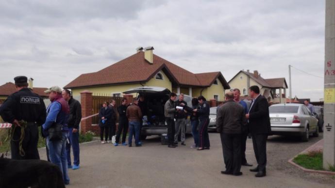 СМИ проинформировали обубийстве вКиевской области директора германской компании