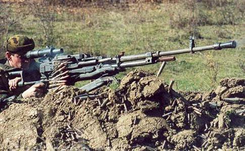НаДонбасі бойовики погрожували патрулю ОБСЄ крупнокаліберним кулеметом