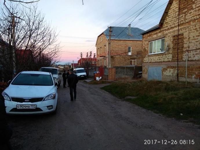 ВКрыму проходят обыски вдомах крымских татар