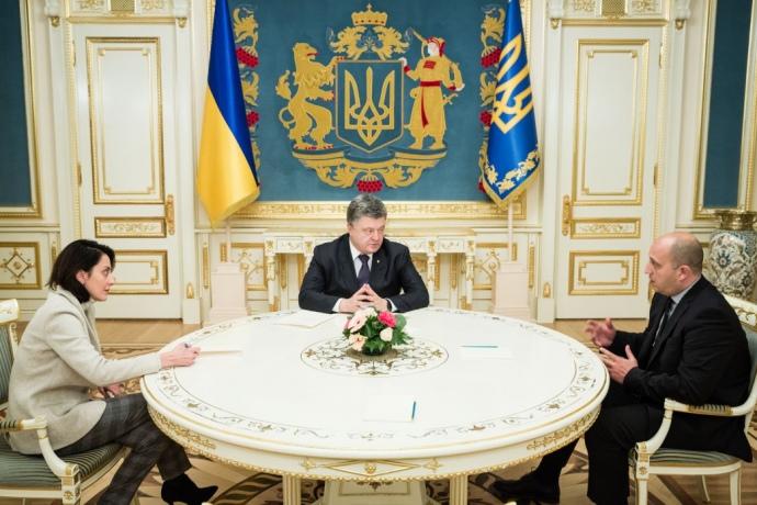 Георге Грігалашвілі отримав українське громадянство та увійшов до команди Деканоідзе. Але пропрацював у Нацполіції лише кілька місяців