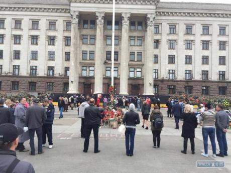 В Одесі відзначають роковини трагедії 2 травня на Куликовому полі 10