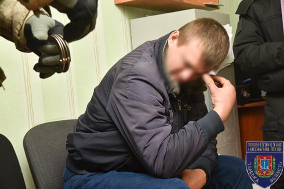 Овидиопольского «мясника» арестовали без права внесения залога