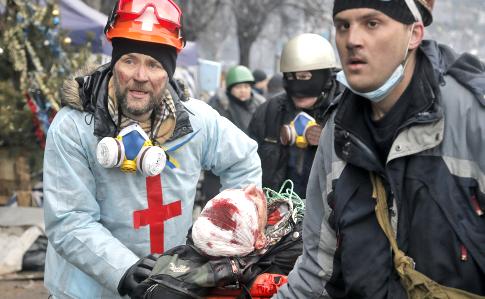 Рада приравняла пострадавших на Майдане к участникам боевых действий