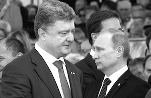 Порошенко може зустрітись із Путіним у вересні