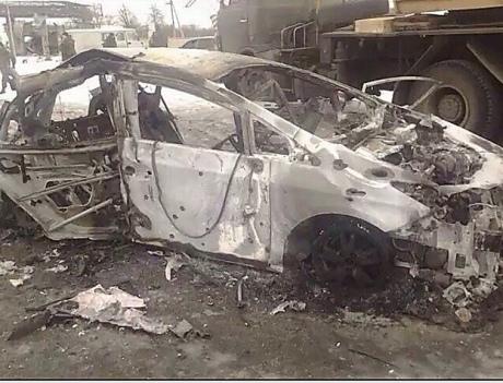 Как в Луганске убили Бетмена