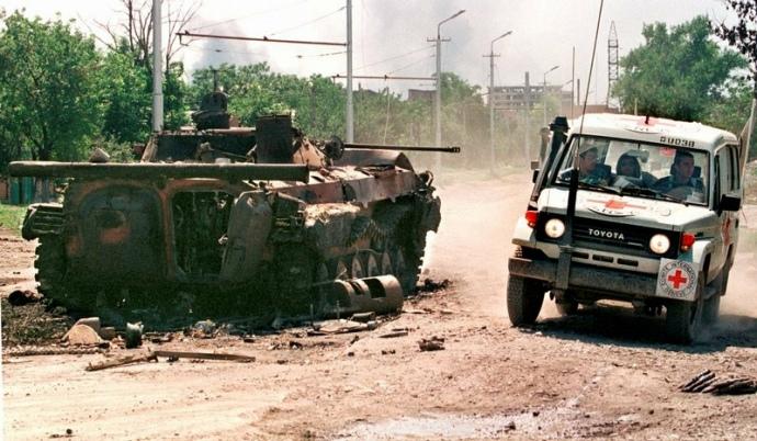Украина не Чечня? В двух чеченских войнах федеральные силы понесли потери от 8 до 24 тысяч человек