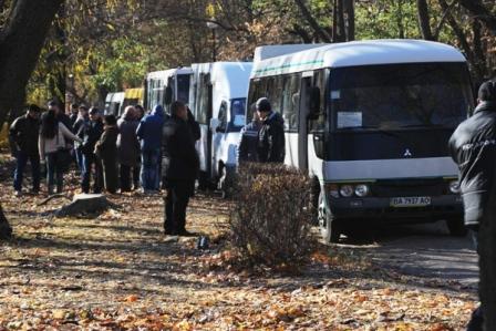 Два журналиста подрались на избирательном участке в Донецкой области - Цензор.НЕТ 9223