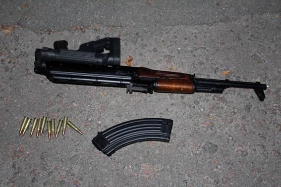 УКропивницькому на«сходці» затримали кількох «авторитетів»