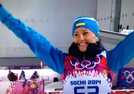 Віта Семеренко здобула першу бронзу для збірної України на Олімпіаді-2014.
