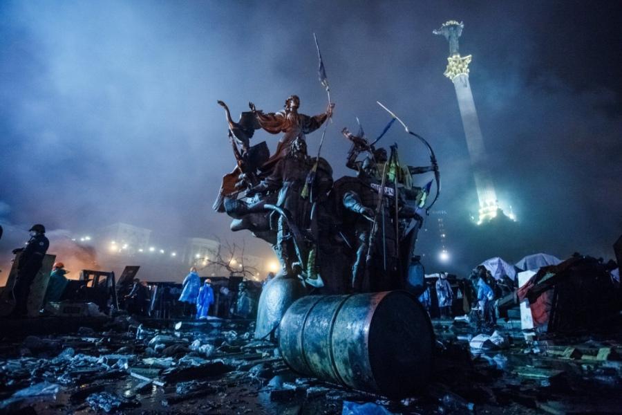Годовщина расстрела Майдана. Героям Революции Достоинства посвящается - Цензор.НЕТ 5422