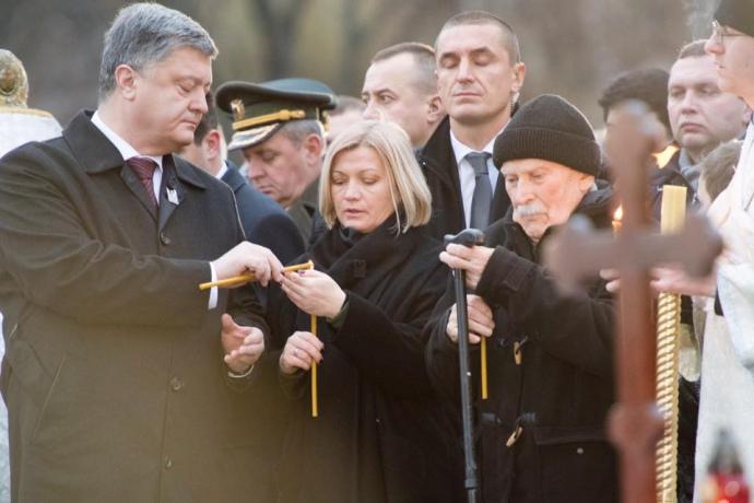Ірина Геращенко: Сьогодні треба підставити плече президенту