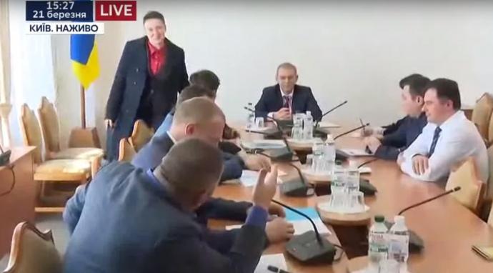 «Это какой-то фарс»: юрист Савченко рассказал обееаресте