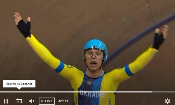 Ще один українець завоював золото на чемпіонаті Європи