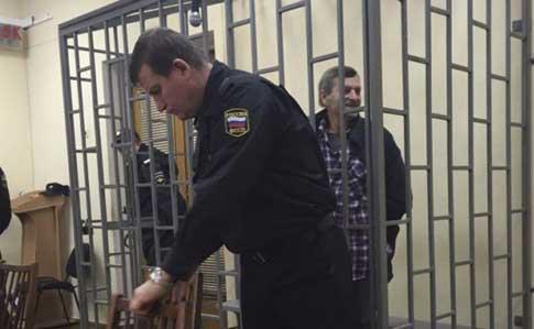 ВКрыму 76-летний активист арестован на10 суток занеповиновение милиции