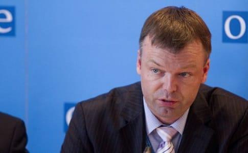 ОБСЕ фиксирует высокий уровень насилия наДонбассе