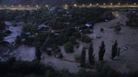 У Тбілісі повінь, загинули 8 людей. Із затопленого зоопарку розбіглися звірі. ФОТО 2