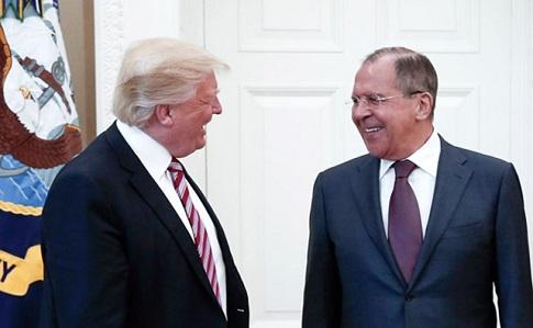 Трамп розповівРФ секрети, які нерозкривали навіть союзникам— Скандал вСША