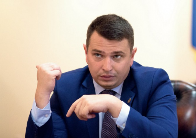 """Председатель НАБУ Артем Сытник  """"ФОКУС"""""""