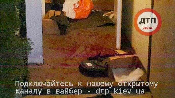 Преступник добивался деньги итяжело ранил два человека— Стрельба вКиеве