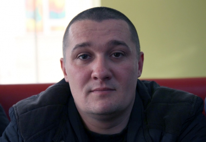Александр Токарь, буровик с 11-летним стажем