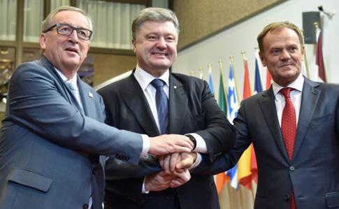 Европейская комиссия допускает предоставление Украине безвиза доконца года
