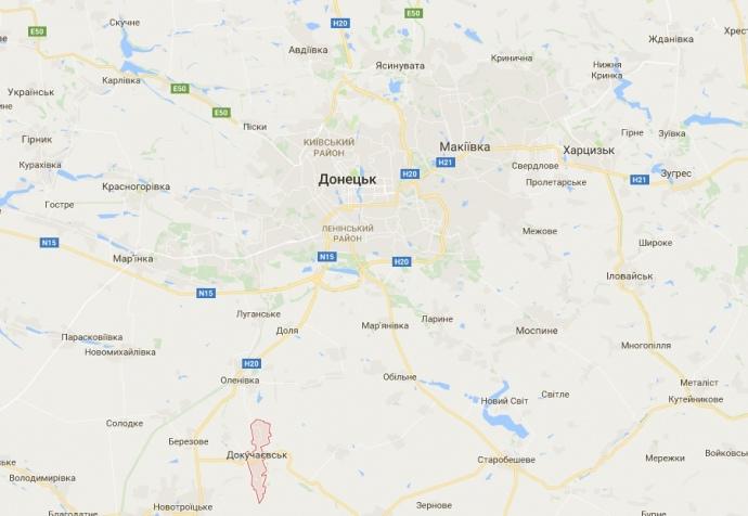 После очередного обстрела Южнодонбасского водовода восстановительные работы продолжились— «Вода Донбасса»