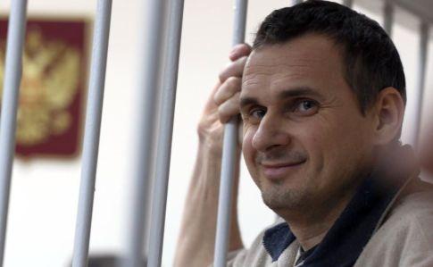 МЗС перевіряє інформацію про можливе переведення Сенцова доколонії Іркутська