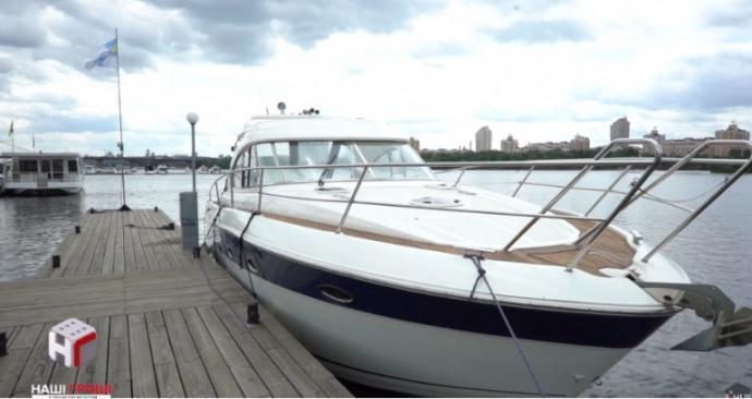 СМИ рассказали, кому вУкраине принадлежат элитные яхты
