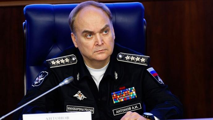 Путін призначив послом Росії вСША чиновника зсанкційного списку Євросоюзу