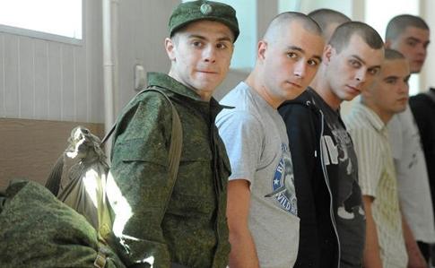 Військкомати окупованого Криму на80% виконали план попризову варміюРФ
