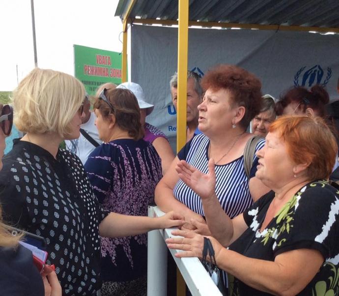 Ірина Геращенко: Переосмисливши ситуацію, ти починаєш шукати шлях до порозуміння