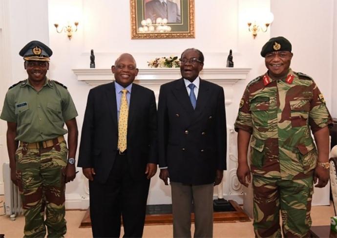 ЗМІ: Президент Зімбабве Мугабе готується подати у відставку