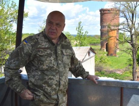 Москаля переведут с Луганщины на Закарпатье?